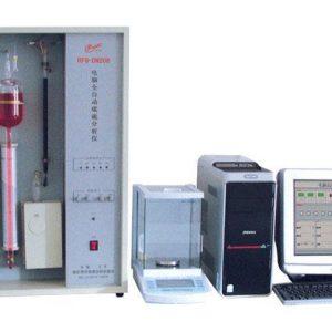 RFQ-DN208型 电脑碳硫高速分析仪